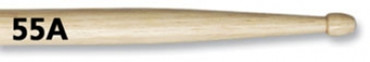 VIC FIRTH 55A American Classic Wood Tip Serie