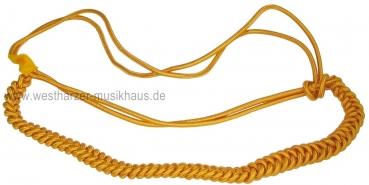 Fangschnur in Gelb