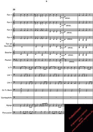 Samba für Fanfaren, CS 27100 – Bild 4