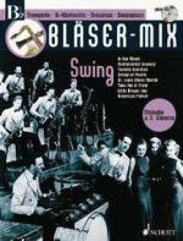 Bläser-Mix, Swing, B-Stimme, ED 9382