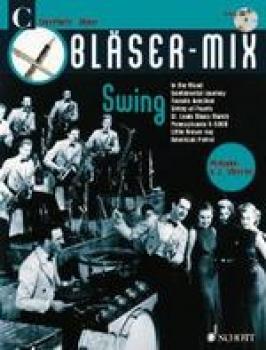 Bläser-Mix, Swing, C-Stimme, ED 9384