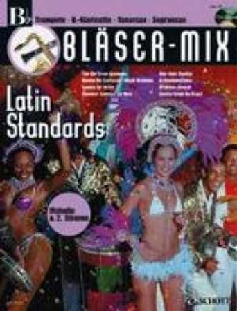 Bläser-Mix, Latin Standards, B-Stimme, ED 9554
