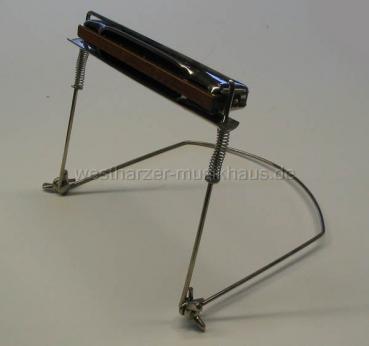 Tornado Mundharmonika-Halter