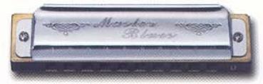 Hering Mundharmonika Master Blues, Tonart G