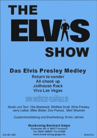 The Elvis Show, GK N420 – Bild 1