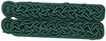 Schulterstücke Grün/Grün