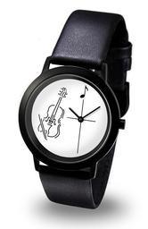 Armbanduhr Motiv Geige