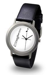 Armbanduhr Motiv Klarinette