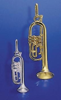 Miniatur-Instrument Flügelhorn