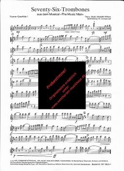 Seventy Six Trombones, WV 192 – Bild 1