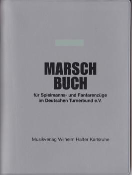 Graues Marschbuch des DTB für Spielmanns- und Fanfarenzüge, Alt-Querflöte 1, WH 014