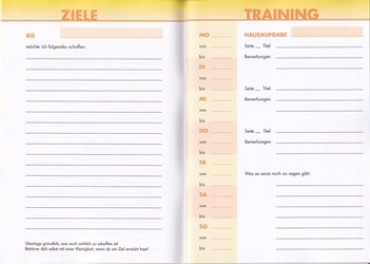 Das Trainingsheft, TH 1 – Bild 2