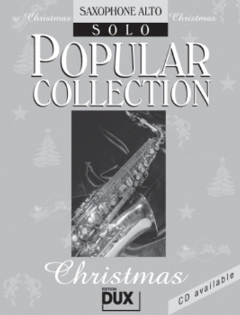 Popular Collection Christmas, Solo-Stimme Altsaxophon, D 11030