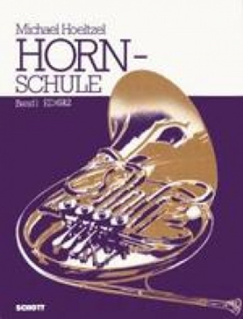 Hornschule, Band 1, ED 6912