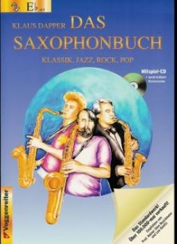 Das Saxophonbuch Es, 3-8024-0512-9