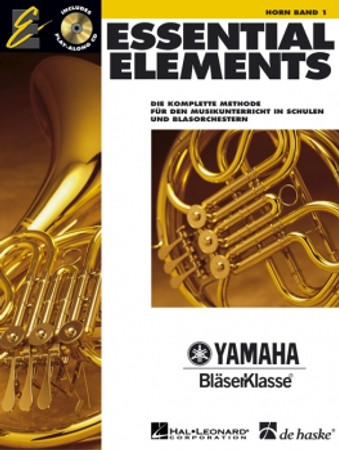 Essential Elements, Band 1, Horn in F, DH 0570-00