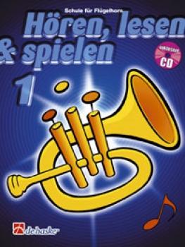 Hören, lesen & spielen, Band 1, Flügelhorn, DH 991751