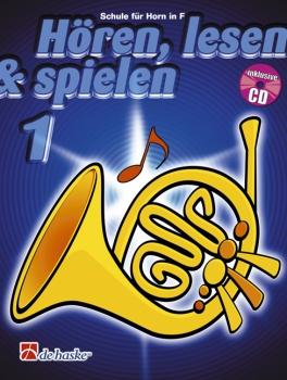 Hören, lesen & spielen, Band 1, Horn in F, DH 991752