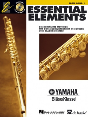 Essential Elements, Band 1, Flöte, DH 0563-00