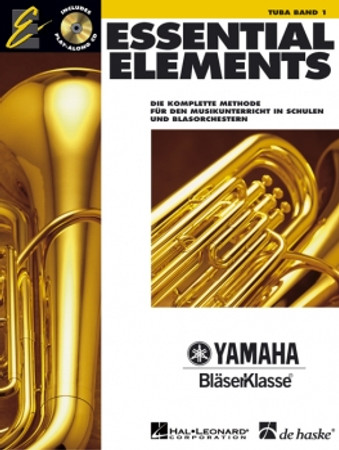 Essential Elements, Band 1, Tuba, DH 0574-00