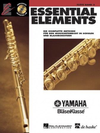 Essential Elements, Band 2, Flöte, DH 0863-02
