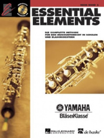 Essential Elements, Band 2, Oboe, DH 0864-02