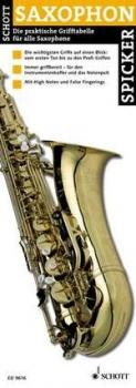 Spicker Saxophon, ED 9616