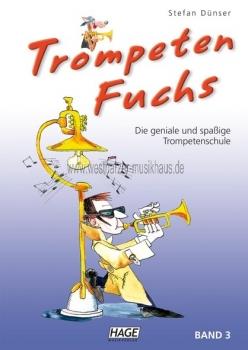 Trompeten Fuchs, Band 3, EH 3803