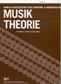 Musik-Theorie, Heft 6, Chorsatz, Formenlehre, Kadenzen, Modulation, JS 22016 – Bild 1