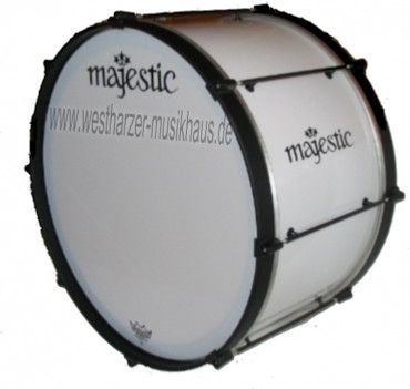 "MAJESTIC 24""x10"" Bass Drum Light Weight"