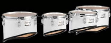 "MAJESTIC Marching Toms CONTENDER 8""+10""+12""+13"", CT 8023"