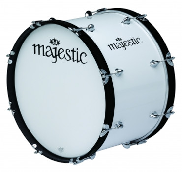 "MAJESTIC 24"" x 14"", Light Weight, Bass Drum CONTENDER"