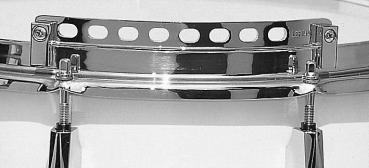 """LEFIMA Snap-On Mehrlochtrageplatte, zum Festklemmen am Profilreifen für 12""""-Trommel, 8850-2"""
