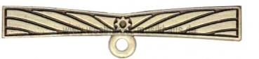 Brosche bronze