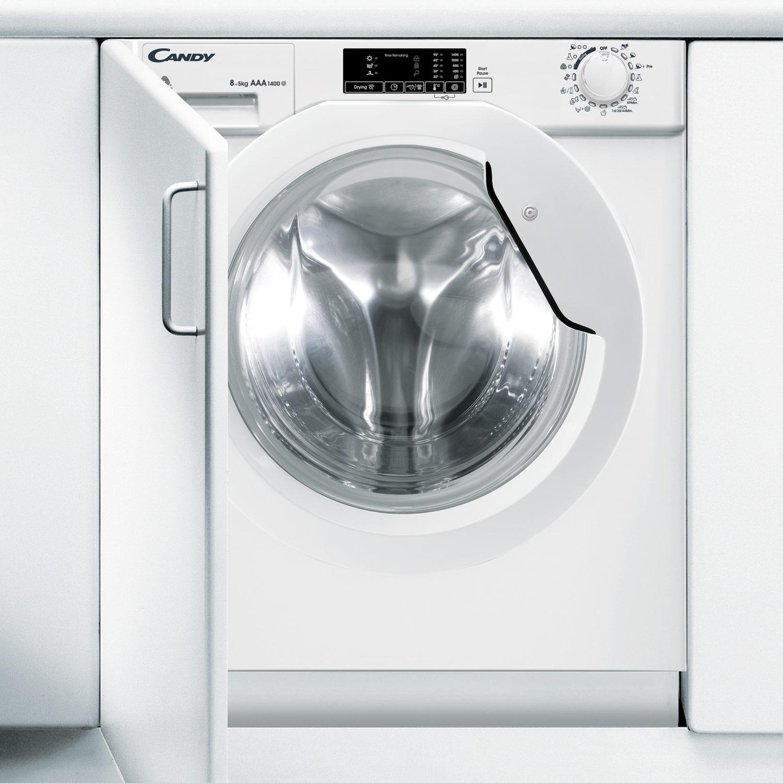 candy xl einbau waschtrockner vollintegriert 8 kg waschmaschine 5 kg trockner ebay. Black Bedroom Furniture Sets. Home Design Ideas