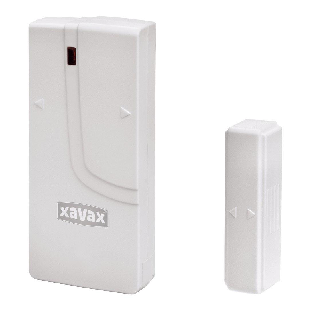 Xavax by Hama 111979 Fenster/Türsensor für Funk-Alarm-System