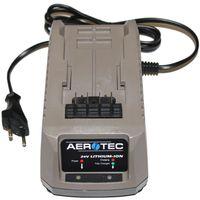 Aerotec 200801 Akku-Kompressor Mobipack 2, 8 bar, 2 Liter Kessel, inkl. 24V Li-Ion Akku & Ladegerät, Sicherheitsventil – Bild 3