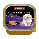 Animonda Dog Vom Feinsten Adult mit Lamm & Vollkorn 150g 001