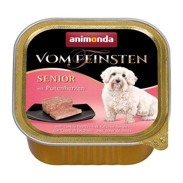 Animonda Dog Vom Feinsten Senior Putenherz 150g – Bild 1
