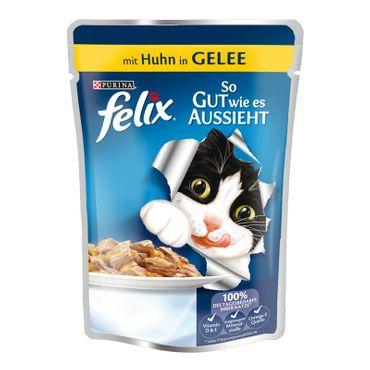 Felix Portionsbeutel So gut wie es aussieht Huhn 100g
