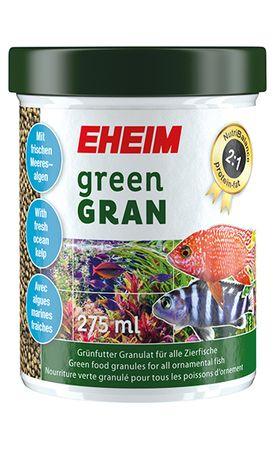 EHEIM Grünfutter Cichliden 275 ml - GRANULAT small
