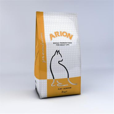 Arion Cat Premium Senior 10kg