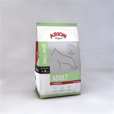 Arion Original Adult small Lamb & Rice 3kg