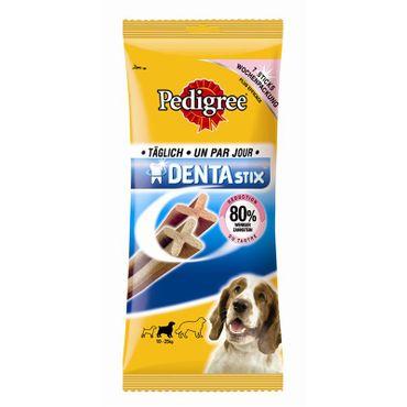 Pedigree Snack Denta Stix 2 Sorten mittelgroße & große Hunde 7St.