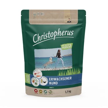 Christopherus für den erwachsenen Hund 1,5kg – Bild 1