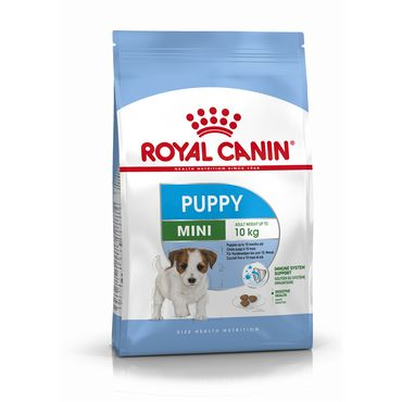Royal Canin Size Health Nutrition Puppy Mini Junior 2 kg – Bild 1
