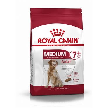 Royal Canin Size Health Nutrition Medium Adult 7 + 15 kg – Bild 1