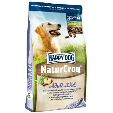 Happy Dog NaturCroq XXL 15kg – Bild 1