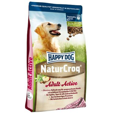 Happy Dog NaturCroq Active 15kg – Bild 1