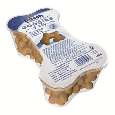 Bosch Dog Snack Goodies Vitality 450 g – Bild 1